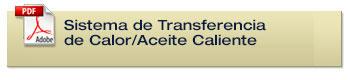 Sistema de Transferencia de Calor/Aceite Caliente